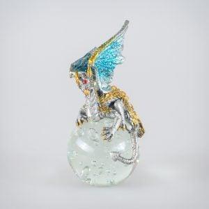 Dragons On Crystal Balls