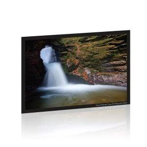 Large Art Postcard - Waterfall & Kieve