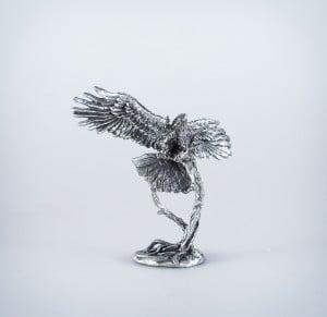 The Pouncing Eagle