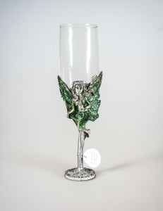 Little Green Fairy Goblet