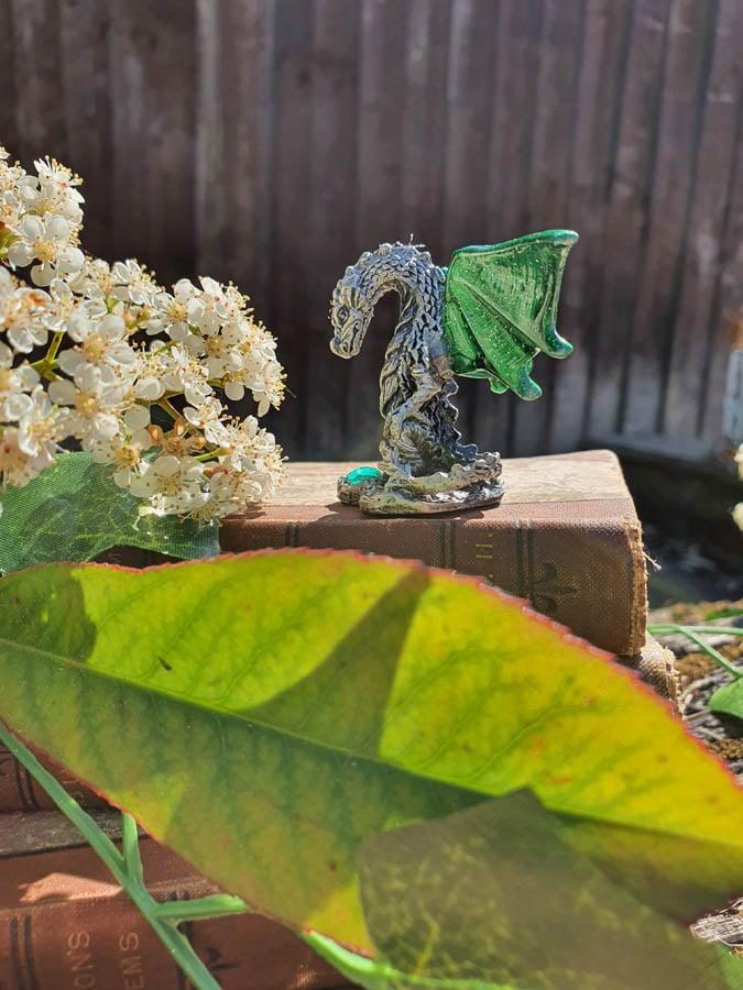 May Birthday Dragon
