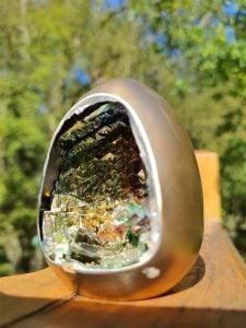 Bismuth Golden Egg