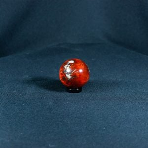 Carnelian Sphere - Medium