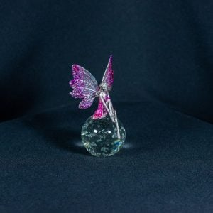Pink Fairy on Crystal Ball
