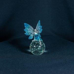 Blue Fairy on Crystal Ball