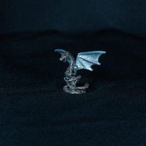 April Birthday Dragon