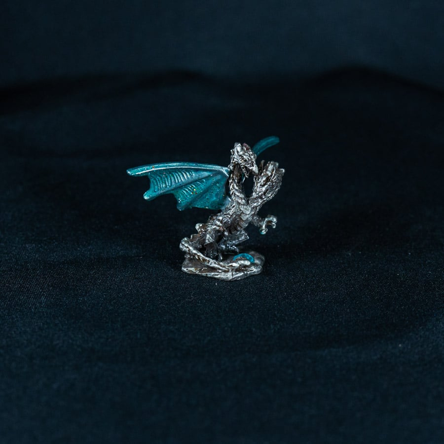 September Birthday Dragon