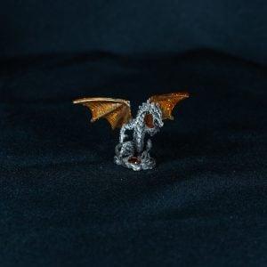 November Birthday Dragon