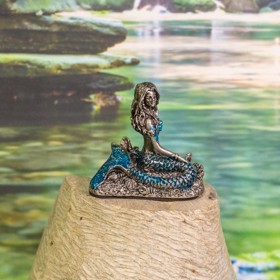 Birthstone Mermaid - March