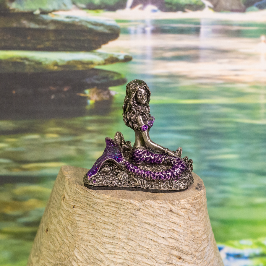 Birthstone Mermaid - June