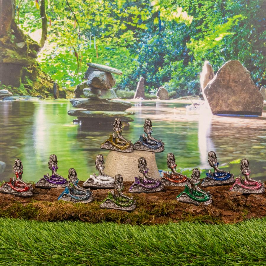 Birthstone Mermaid Collection - 12 Mermaids